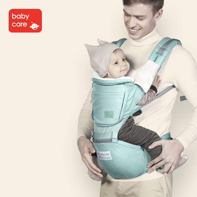 Babycare Baby Carrier Hipseat Baby Sling Breathable Backpacks Cotton Sling Wrap Baby Carrier Front Backpack With 3 Colors multi function portable comfortable cotton baby carrier sling blue