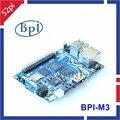 BPI-M3 Plátano Pi M3 A83T Octa Núcleo ($ number núcleos) 2 GB RAM BPI M3 con WiFi Bluetooth4.0 tarjeta de demostración de código Abierto Único Ordenador de A Bordo