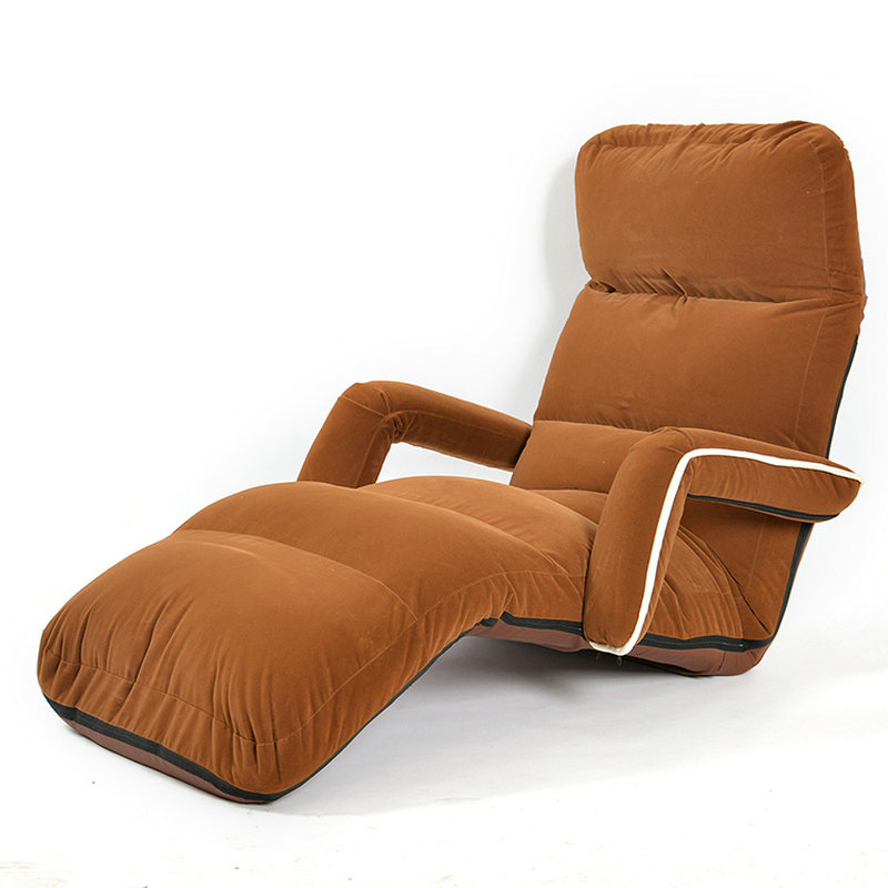 Chaise Lounge Chairs for Bedroom Adjustable Foldable Soft Suede Recliner Chair 6 Colors Sofas and Armchairs Discount Lounger-in Chaise Lounge from Furniture ...  sc 1 st  AliExpress.com : chaise recliner chair - Sectionals, Sofas & Couches