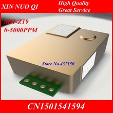 MH Z19 NDIR CO2โมดูลเซ็นเซอร์อินฟราเรดเซ็นเซอร์co2 0 5000ppmใหม่และเป็นต้นฉบับในสต็อก,จัดส่งฟรี