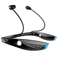 Wireless Sports Stereo Headset Bluetooth Running Black, White Luminous Headphone 4.0 10m H1