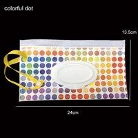 colorful dot