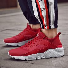 Summer shoes man 2018 fashion new breathable mesh shoes teni