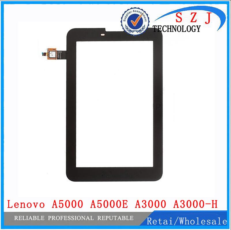 цены  New 7'' inch Replacement tablet Glass Panel For Lenovo A5000 A5000E A3000 A3000-H touch screen free shipping
