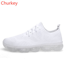Men Mesh Shoes Breathable Lightweight Outdoor Fashion Sneakers Shoes Walking Casual Tenis Shoes