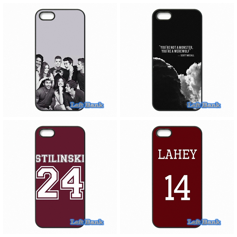 Teleplay Teen Wolf Phone Cases Cover Blackberry Z10 Q10 HTC Desire 816 820  One X S M7 M8 M9 A9 Plus