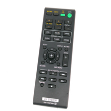 New Remote Control RM-ANP084 Replace For Sony AV HOME SYSTEM RM-ANP109 ANP105 HT-CT26 SA-CT260 SA-CT260H SA-WCT260 цена 2017