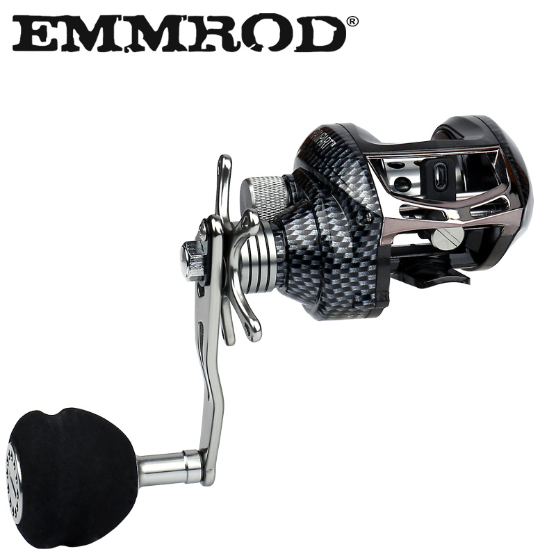 Powerful metal a rocker Right or Left Baitcasting Reel 13BB 6:3:1 High Speed Bait Casting Fishing Reel Lure Fishing Reel Sea 6 1bb 5 2 1 right hand baitcasting reel drum boat trolling bait casting reels sea fishing tackle