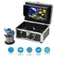Подводная рыболовная камера 7 дюймов 1000TVL Водонепроницаемая видеокамера 12 шт инфракрасная лампа