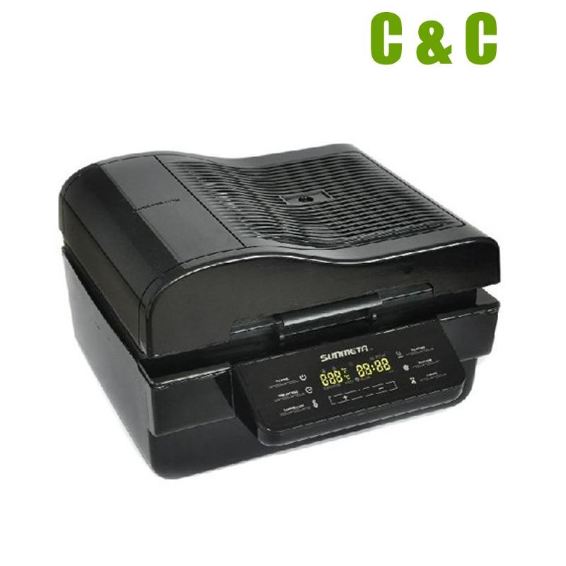 Tasses de sublimation d'impression de transfert de vide de machine de presse de la chaleur 3D NO. AHP01 - 5