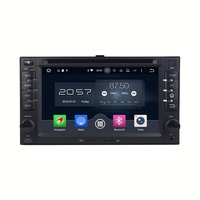 32G ROM Octa Core 2 Din 6 2 Android 6 0 Car DVD GPS For Kia