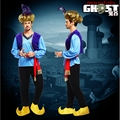 Halloween Party Cosplay Animation Aladdin For Men Adult Male Cartoon Costumes