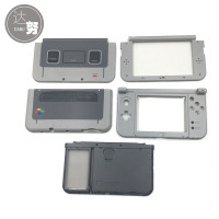 For SNES Limited Edition Top Bottom Middle Housing Shell Case Part A B C D E