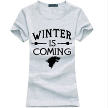 Game of Thrones – T-Shirt – Winter Is Coming Woman