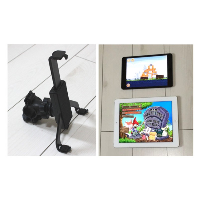 Mother & Kids Baby Stroller Tablet Stand Cart Ipad Stand Baby Listen To Childrens Songs Watch Cartoons Auto Car Rear Seat Bracket Universal Fixing Prices According To Quality Of Products