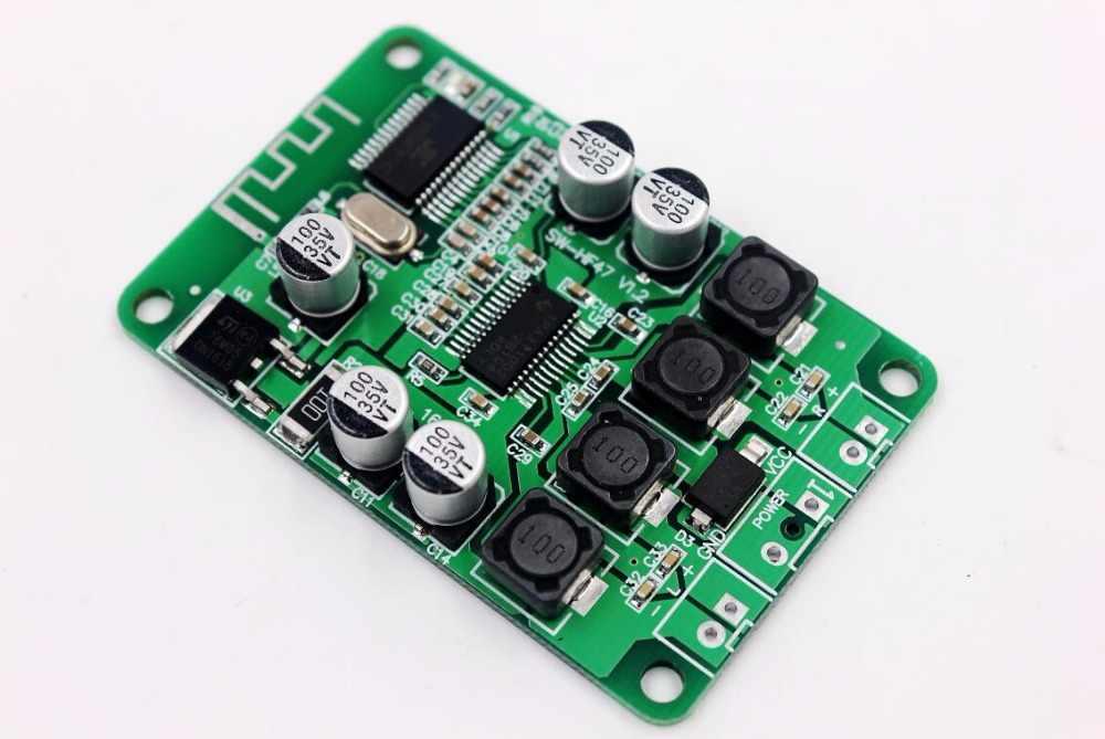 9X9W Bluetooth digital power amplifier board Professional for Bluetooth  speaker