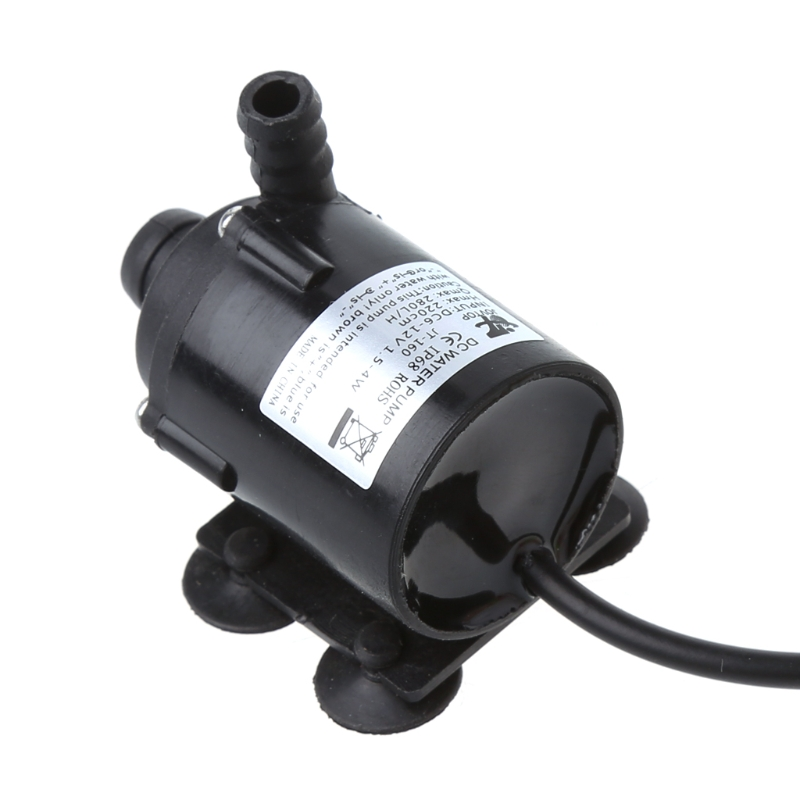DC 6V 12V Micro Brushless Submersible Motor Water Pump F Solar Fountain Cooling G08 Great Value April 4