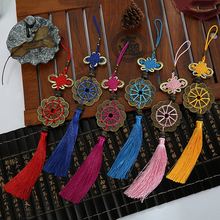 DIY Key Tassel Fringe Chinese Knot Tassels Pendants 10 pcs Small Auspicious Knots Characteristics Gifts and accessories