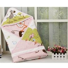 98*98cm 100% cotton Soft baby swaddle wrap baby towel newborn blanket baby swaddle Blanket & Swaddling Wrap Blanket Sleepsack