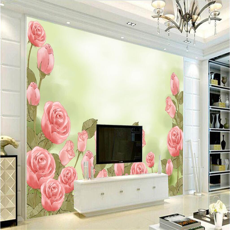 Custom 3d Cartoon Wallpaper Animation Game Environment Friendly Thicken Wall Paper for Kids Room TV Background Bar Study Bedroom shinehome black white cartoon car frames photo wallpaper 3d for kids room roll livingroom background murals rolls wall paper