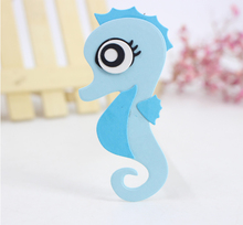 AZSG Cartoon/Lovely Hippocampus Cutting Dies For DIY Scrapbooking Card Making Decorative Metal Die Cutter Decoration