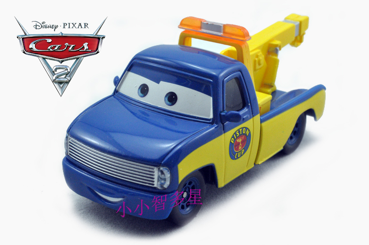 TV & Movie Character Toys Disney Pixar Cars ~ Piston Cup