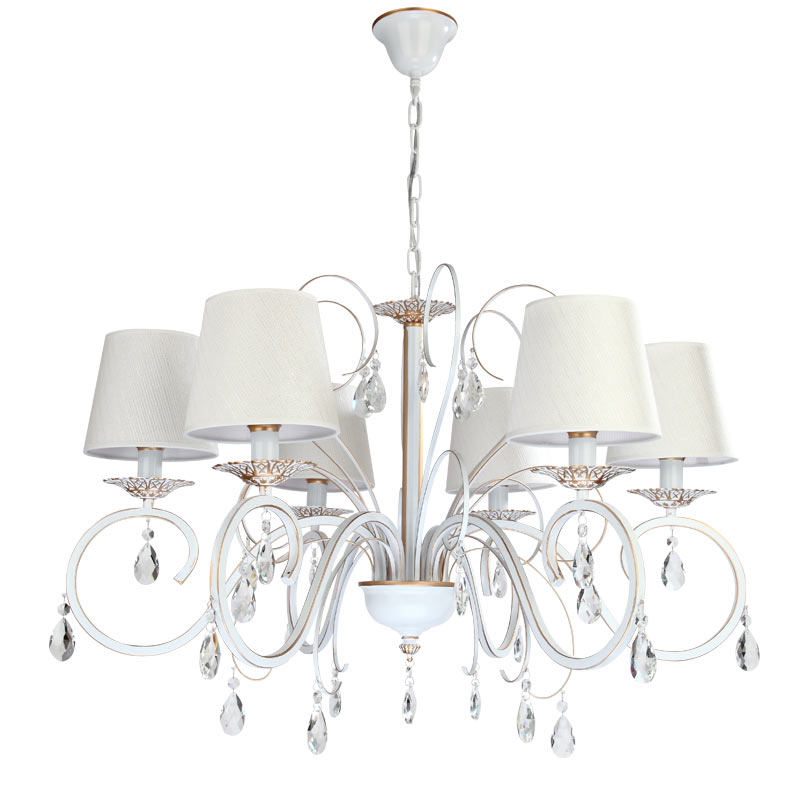 Modern Crystal Lighting Chandelier Lamp Living Room ...