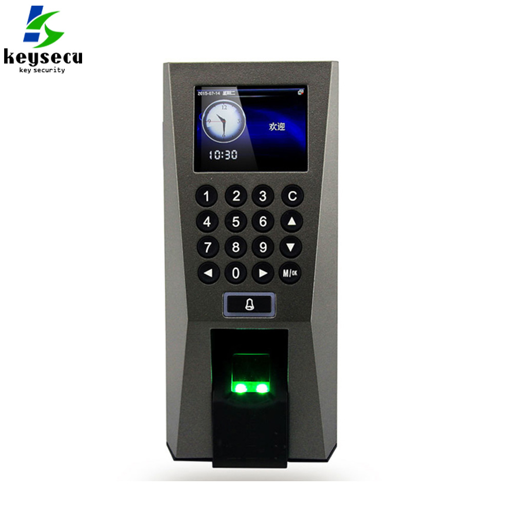 ZK F18 Biometric Fingerprint Access Control Time