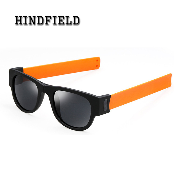 004ff6d6d6 2017 Newest Men Women s Fashion Sunglasses Crimp Folding Mirror Pops  Polarized Sunglasses Outdoors Beach Casual Glasses UV400