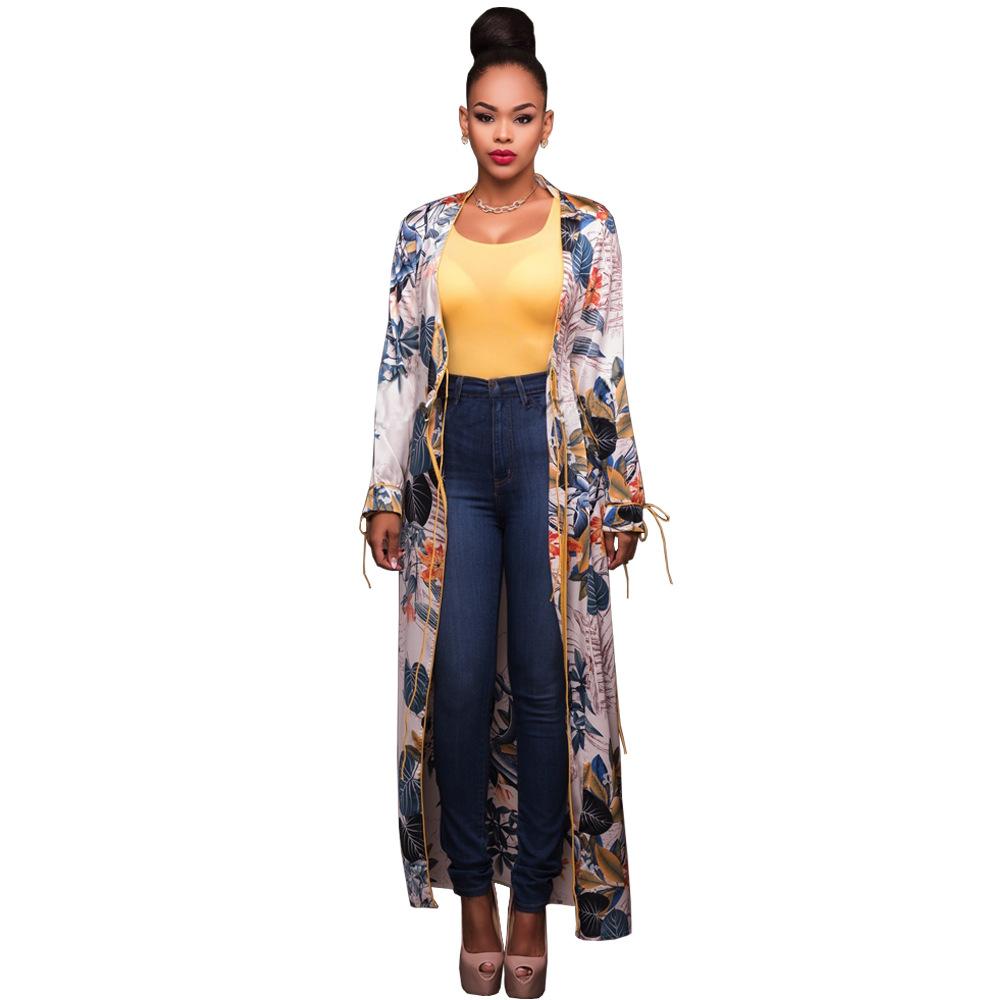 HTB15QJBQXXXXXaGaFXXq6xXFXXXK - Long Sleeve Ethnic Floral Print White Shirt Women Kimono Blusas