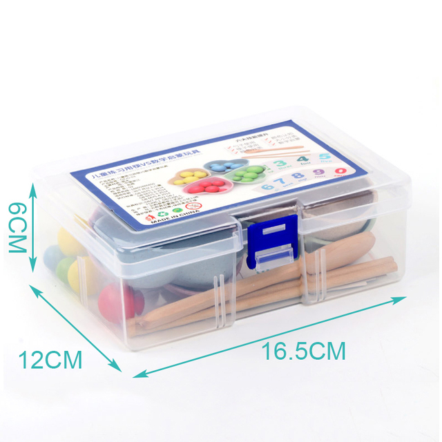 Creative Counting Toy Set for Children