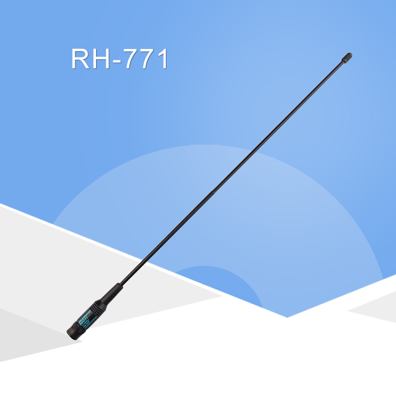 Allgemeine Diamant RH-771 Dual Band Walkie Talkie Baofeng Antenne VHF/UHF Sma-buchse für Handfunkgerät Baofeng UV-5R UV-82 BF-888S