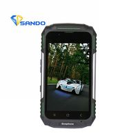 Original GUOPHONE V88 Phone Waterproof Shockproof 3G Quad Core 1GB RAM 8MP Dual SIM 3200mAH GPS