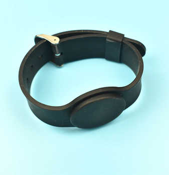 20pcs 13.56Mhz UID Changeable MF 1K S50 NFC Bracelet RFID Wristband Chinese Magic Card Back Door Rewritable S50 Card