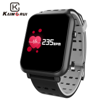 Kaimorui Smart Bracelet Color Screen Wristband Call Reminder Bluetooth Band for Android and IOS Mens Women