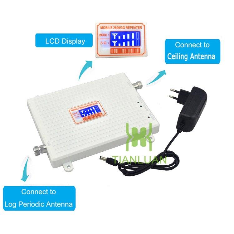 LCD-4G 2600+3G-W-6