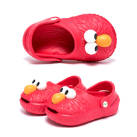3D Lovely Baby Children's Sandals Neutral Toddler Summer Shoes for Girls Cartoon Fashion EVA Sandals for Girl Kids Home Slippers