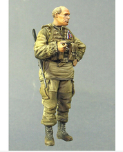 1 35 The modern Russian army volunteers  resin kit new coming best quality