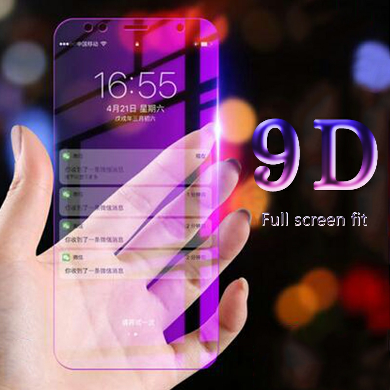Protective tempered glass for Huawei honor 8 9 9i 9 C 8 9 Lite 9 N 10 10 Lite 8 X max view 10 magic play screen protector glass