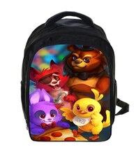 13 Zoll Fünf Nächte Im Freddys Rucksäcke Tasche Mochila Casual Rucksack Reise Daypack Für Schule Kindergarten Mädchen Jungen