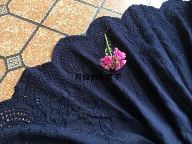 Хлопчатобумажная стеганая кружевная ткань ручной работы, 55 см|Кружево|   | АлиЭкспресс