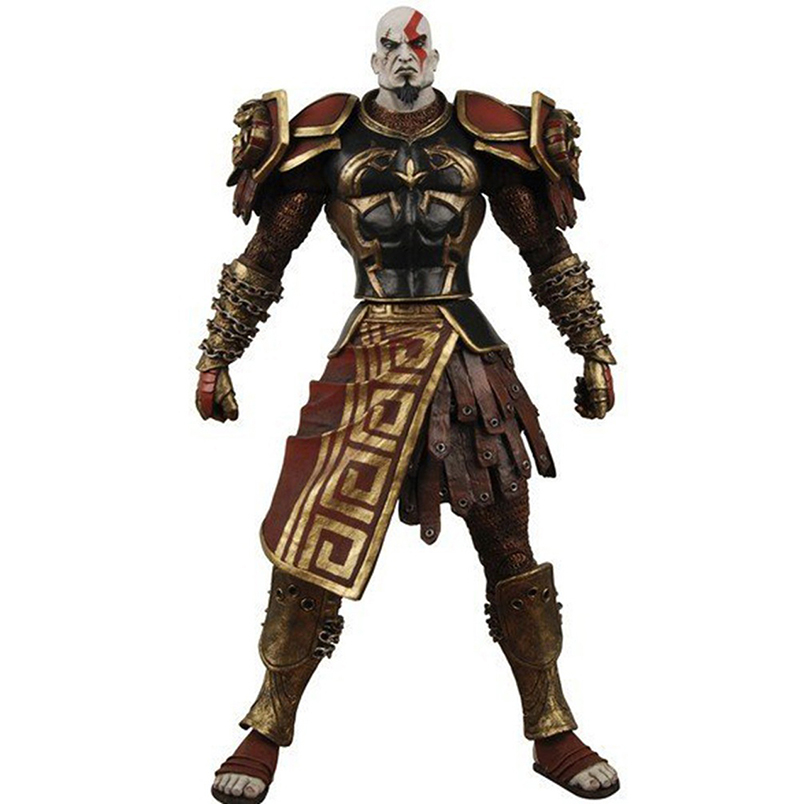 23 cm NECA Game God of War 4 Kratos in Ares Armor W Blades Action Figures Toys Collectible PVC Model Toy Gift For Grownups N291 naturehike outdoor camping tent 2 person 3 season double layer barraca camping tente waterproof ultralight tents