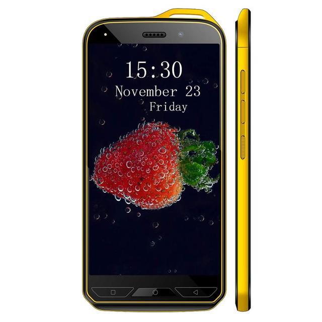 Vmobile X6 Mobiele Telefoon Android 7.0 16:9 HD Screen Outdoor sport 8MP Camera 3200 mAh Quad Core Smartphone ontgrendeld Mobiele telefoons