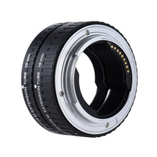 Viltrox Automatic Extension Tube Ring 10 Mm En 16 Mm Autofocus Lens Adapter Voor Canon EF-M Mount Serie Camera en Lens(China)