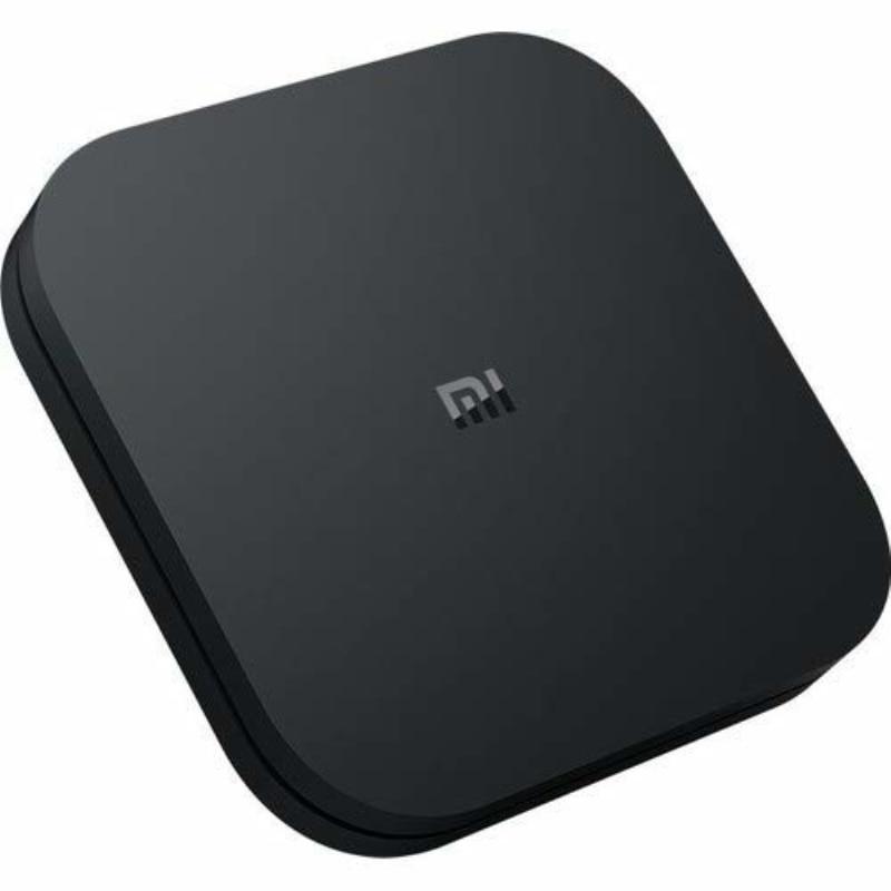 Xiao mi mi TV Box S Globale Version 4K HDR Android TV Box HD 2G 8G WIFI mi box Google Cast Netflix Set top Media Player 1000Mbp