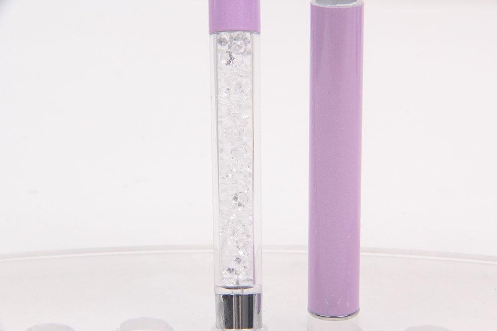 ANGNYA Professional UV Gel Nail Art Ombre Brush Wave Brush Rhinestone - Մանիկյուր - Լուսանկար 3