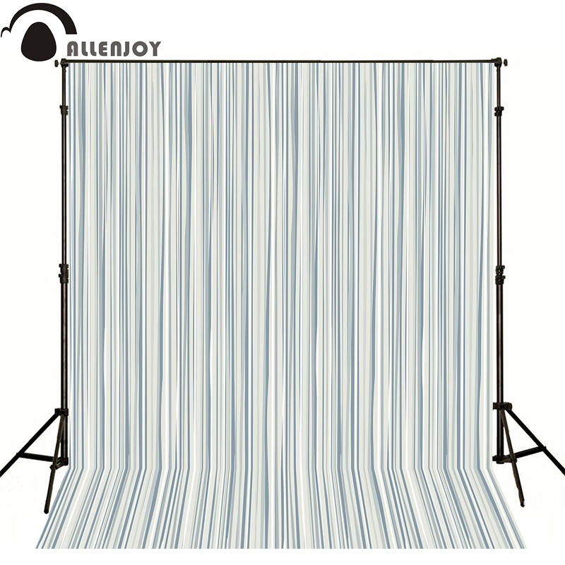 Allenjoy Professional photography background Repeat vertical curtain texture newborn baby shower photocall 8x8 10x20 fashion