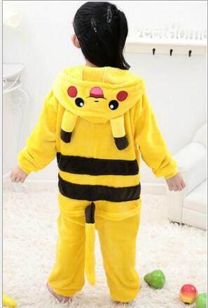 Pikachu Costume Halloween Costume Kids Cosplay Pokemon Costumes Yellow Pikachu Pajamas For Girls Boys Child Kid & Online Shop Pikachu Costume Halloween Costume Kids Cosplay Pokemon ...