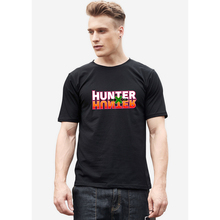Hunter X Hunter T-shirt – black