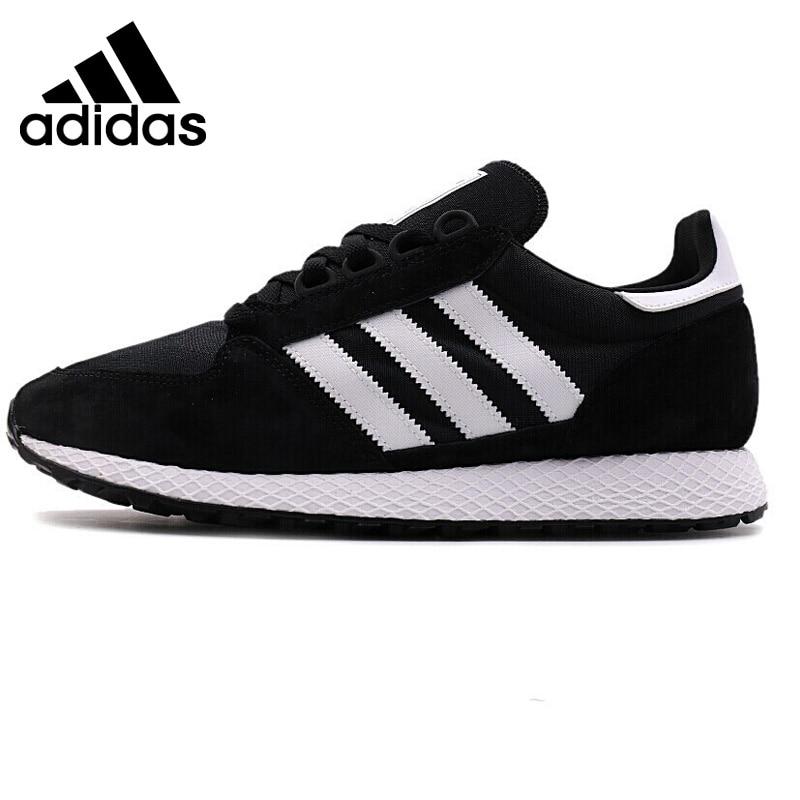 Original New Arrival  Adidas Originals FOREST GROVE Men's Skateboarding Shoes Sneakers